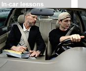 In-car lessons (image)